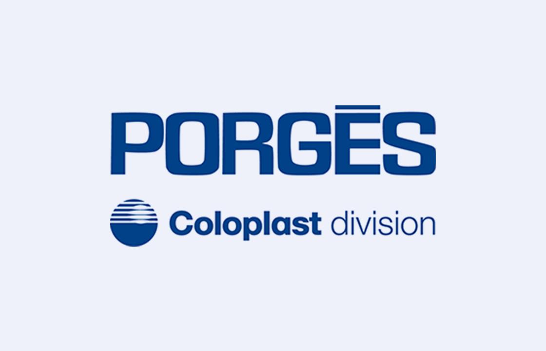PORGÉS coloplast division
